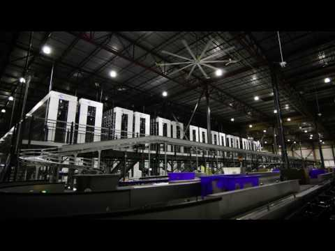 Hudson's Bay Company Unveils First-in-Canada Robotic Fulfillment System ...