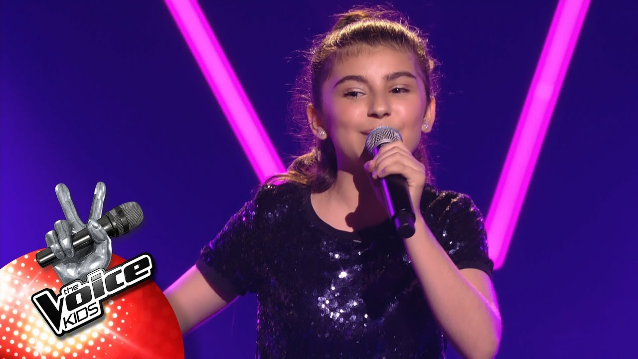 Mary - 'Cheap Thrills' | Blind Auditions | The Voice Kids