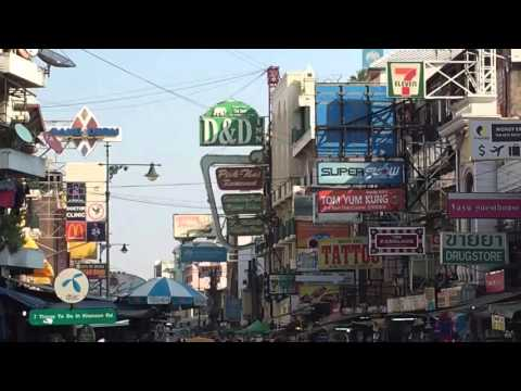 Life in Bangkok : Pad Thai on the street