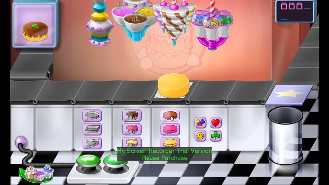 Cake Making Free Games