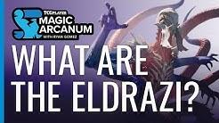 What are the Eldrazi? | Magic Arcanum