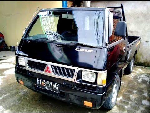 Dijual Mitsubishi L300 Pick Up Tahun 2012 Samarinda HP085246902754