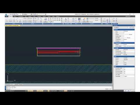 Como Criar Um Bloco Dinâmico De Uma Janela Paramétrica No DRAFTCAD, Software CAD Compatível Com .DWG