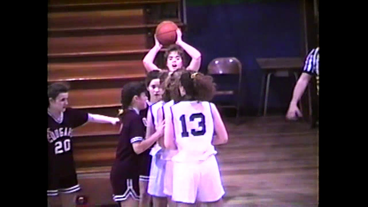 NCCS - Seton Catholic JV Girls  2-15-91