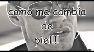 Marc Anthony - Cambio De Piel (letras)(lyrics)