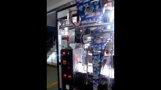 HP096 (Mechanical Cup filler pouch Packing machine ) Detergent Powder