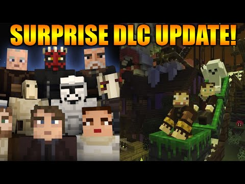 minecraft xbox 360 ps3 new halloween mash up pack out now surprise star wars skinpack - Halloween Xbox 360
