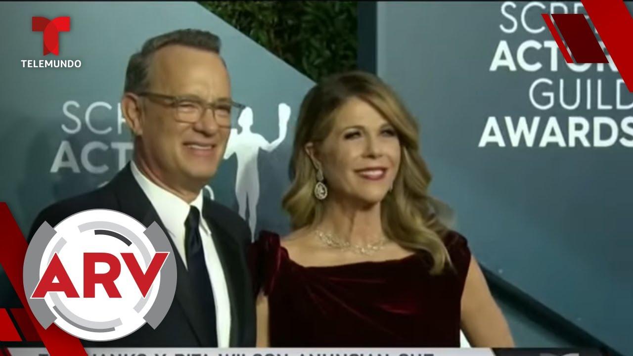 Coronavirus: Tom Hanks y su esposa dan positivo al mortal virus | Al Rojo Vivo | Telemundo