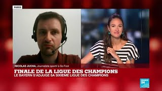 Ligue des champions : en finale, le Bayern Munich brise le rêve du PSG