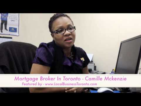 Mortgage Broker In Toronto - Camille Mckenzie