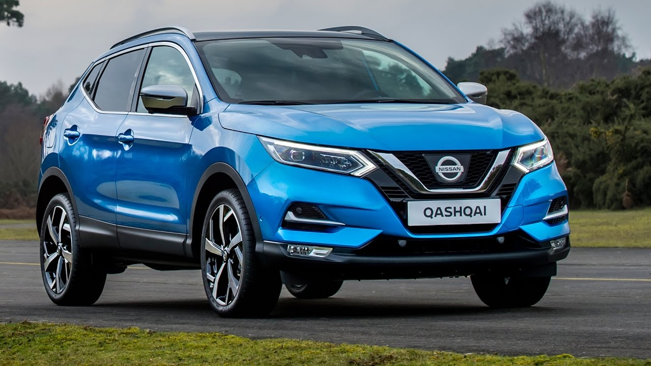 2018 Nissan Qashqai Interior Exterior And Drive Youtube
