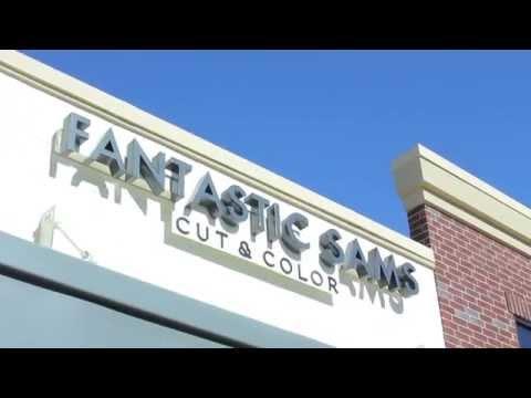 Fantastic Sams Hair Salon Franchise Tour With Sam Murray