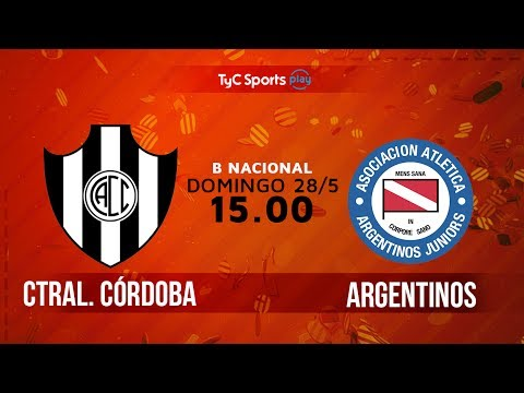 Primera B Nacional: Central Córdoba (Sde) vs. Argentinos ...