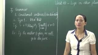 Tiếng Anh lớp 9 - Life on other planets - Cô Nguyễn Thị Bích Liên