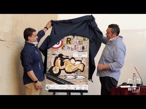 VÍDEO: Se presenta la X Ruta Subbética en Vespa de Lucena. Te lo contamos en este vídeo.