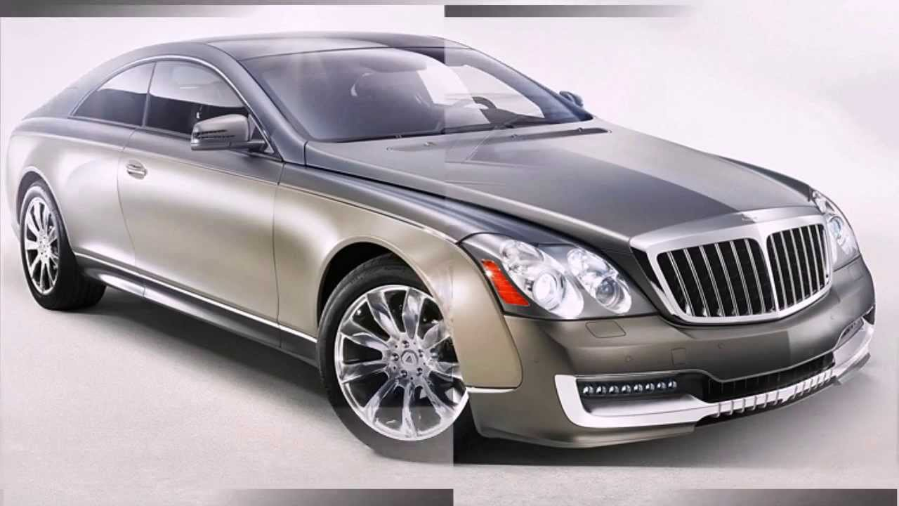 2015 Maybach 57s Xenatec Coupe Youtube