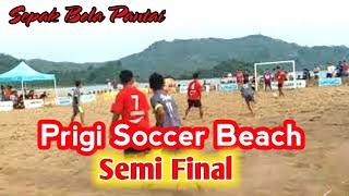 Video SEMI FINAL PRIGI SOCCER BEACH 2018...(part #1) download MP3, 3GP, MP4, WEBM, AVI, FLV Agustus 2018