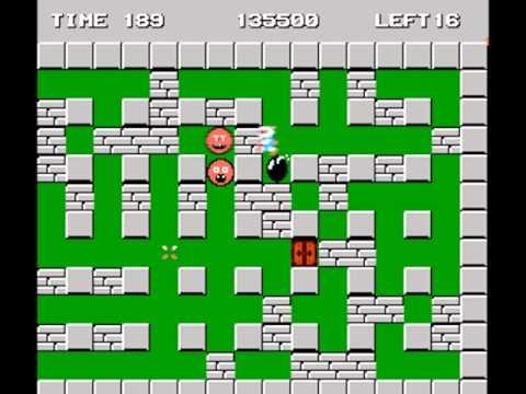 TAP/TAS Bomberman NES in 29:27 by Dimon12321