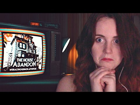 Wimpy Girl Plays The House Abandon | SOMEONE'S IN THE HOUSE... [Interactive Horror]