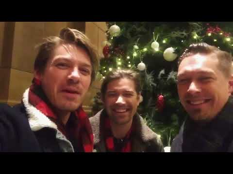 Finally It's Christmas Live Stream Announcement
