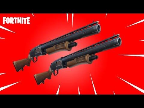 Fortnite Double Pump Compilation