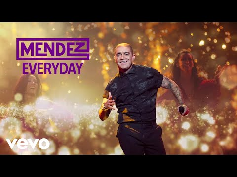 Mendez - Everyday (Lyric Video)