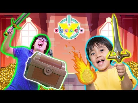 RYAN vs DADDY in EPIC ROBLOX DUNGEON QUEST  Escape the UNDERGROUND