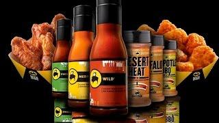 We Try Every Buffalo Wild Wings Sauce