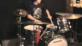 Ostinato Drum Solo with double Hi-Hat stand foot