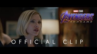 "We owe it to everyone not in this room to try."" Watch a brand-new clip from Marvel Studios' Avengers: Endgame. In theaters April 26, get tickets now: www."