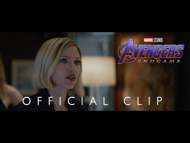Marvel Studios' Avengers: Endgame   Film Clip