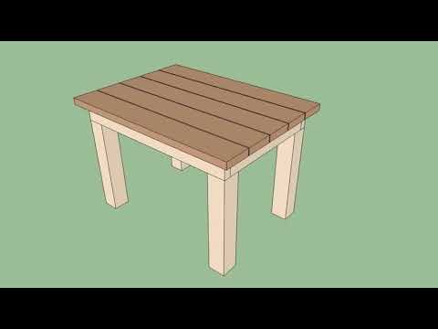 Diy Wood Patio Ideas