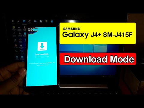 Samsung J4 Plus Download Mode Not Working Solution 2020