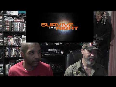 Survive the Night trailer (2020) Reaction!