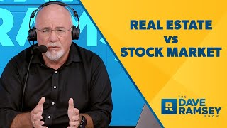 Real Estate vs. Stock Market - Which One Will Make Me More Money?