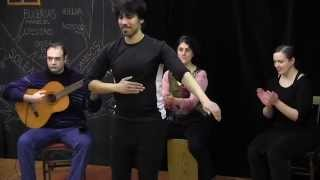 Avant-goût Teaser Cabaret #Flamenco 17 mars 2015 20h Bar Les Pas Sages Montréal