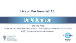 Dr. Al Johnson featured on the radio - 8/18/14