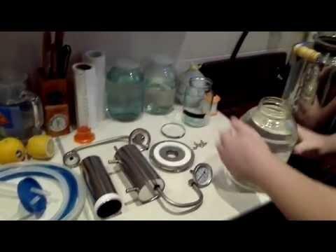 Видео Труба 12 нержавейка с наружной резьбой