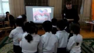 Видео занятие на воспитатель года 2015(Педагогическое занятие с детьми на тему