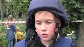 Міжнародний проект «Місто професій» у Житомирі_Канал UA: Житомир 25.06.18