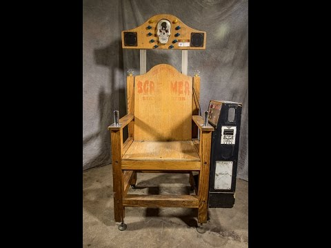 Lot 94: The Original Screamer: Seat of Terror