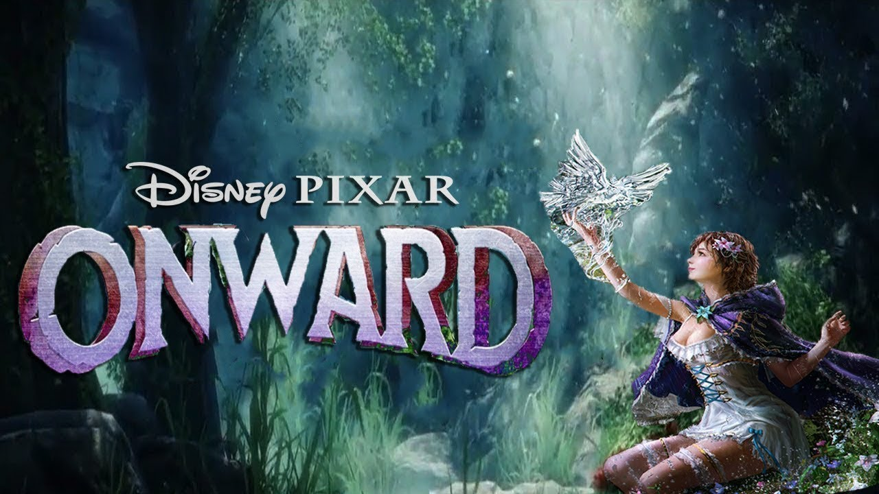 Onward 2020 official teaser trailer disney pixar - YouTube