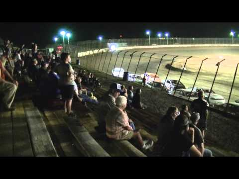 7-25-15 hornet feature race pt1 big tim lewis memorial route 45 raceway