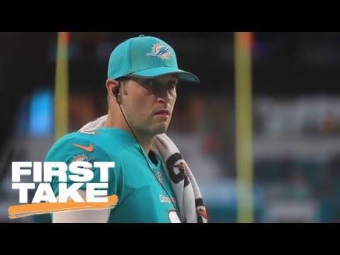 Stephen A. Sarcastically Calls Jay Cutler's Debut 'Fantastic' | First Take | ESPN