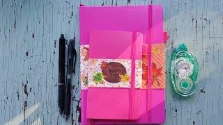 Meal Planning in a Bullet Journal Sidekick