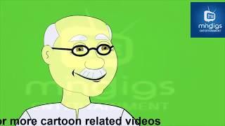 charchana ao kargha( Pashto Cartoon) Pashto Moralische Geschichten پشتو کارتون