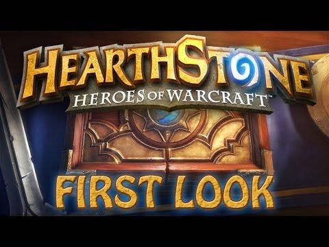 Hearthstone: Heroes of Warcraft - First Look (Beta)