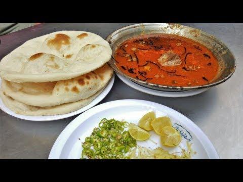 Food Vlog - Mutton Nihari at Garib Nawaz Hotel Jaipur