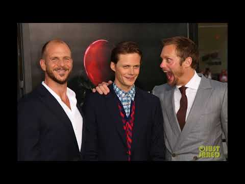 Alexander Skarsgard Tried Scaring Brother Bill at 'It' Premiere