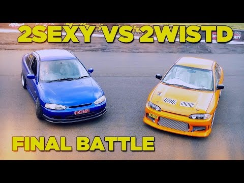 2SEXY VS 2WISTD - FINAL BATTLE!